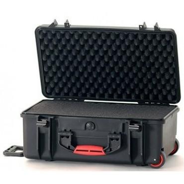 Valise HPRC 2550 avec mousse et roues